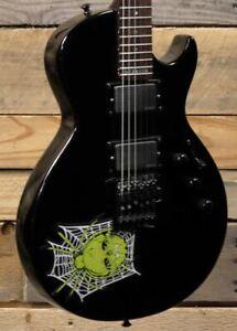 "ESP LTD KH-503 Electric Guitar Black ""Fair Condition"""