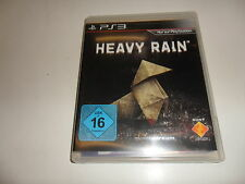 PlayStation 3   Heavy Rain