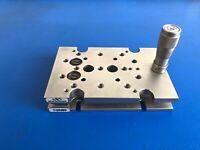 NEWPORT TGN80 Stainless Steel Tilt Platform with Micrometer, 2.86 degree Range