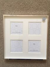 """Marks And Spencer Silver 3""""x3"""" Photo Frame New With Tags"""