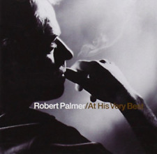 ROBERT PALMER (AT HIS BEST - GREATEST HITS CD SEALED + FREE POST)
