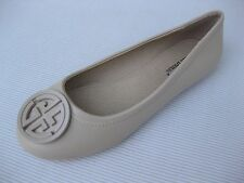 Pierre Dumas Womens Shoes NEW $42 Tara Nude Beige Ballet Flat 9 M