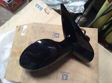 PEUGEOT 206 GTI noir Replier Aile Miroir Chauffant Électrique pilotes droite 8149LC