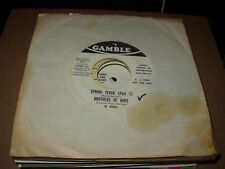 "BROTHERS OF HOPE spring fever ( r&b ) 7""/45 PROMO"