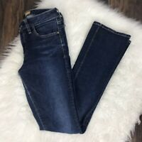 Anthropologie Pilcro and the Letterpress Size 27 Jeans Slim Bootcut STET fit