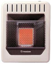 Procom ML1PHG 10,000 BTU Vent Free (LP) Propane Infrared Wall Heater