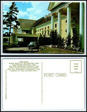 YELLOWSTONE Postcard - Lake Hotel L28