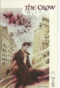 °THE CROW #4 THE LINE BETWEEN THE DEVIL'S TEETH° USA Image Comics 1999