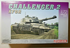 NEW Challenger 2 KFOR Dragon | No. 7222 | 1:72 scale Military Tank Model Kit