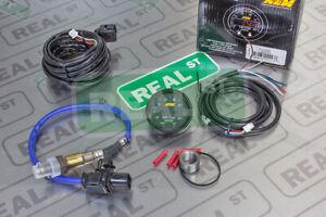 AEM X-Series Wideband Gauge A/F AF O2 Air Fuel Ratio comes with Sensor 30-0300