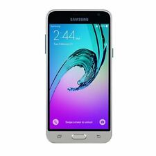 Samsung Galaxy J3 Express Prime2 J327A 16GB Silver AT&T GSM Unlocked. Preowned