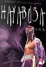 Hayabusa Shoot Interview Wrestling DVD,  FMW ECW Japanese
