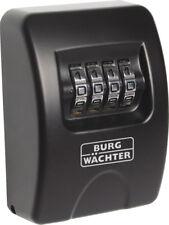 Burg Wächter Schlüsseltresor Key Safe 10 mit integriertem Schlüsselhaken
