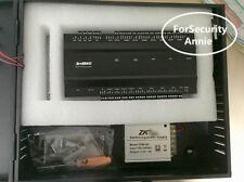 Zkteco INBio460 4 Door RFID&Fingerprint  Access Control Board + power Box