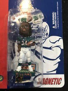 Ricky Williams Miami Dolphins mini bobblehead retro foco