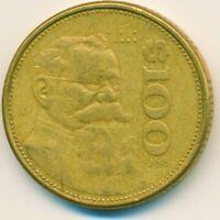 COIN / MEXICO / 100 PESOS 1986   #WT14191