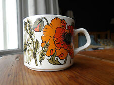 Ironstone 1960-1979 J&G Meakin Pottery Cups & Saucers