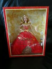 BARBIE COLLECTOR 2014 HOLIDAY BARBIE DOLL NEW LOOK*