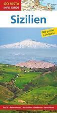 Taschenbuch Reiseführer & Reiseberichte aus Sizilien
