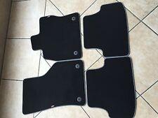 Original Seat Leon Cupra Fußmattensatz 5F0863011F LOE 4 teilig vorn hinten