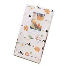 84 Pockets Photo Album For FujiFilm Instax Mini Polaroid Fuji Film Camera 7 N8U3