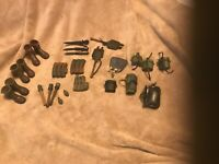 21st Century Toys Ultimate Soldier Lot Of Accesories Boots Knives #1
