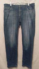 Mambo Mens Jeans Blue Denim Size 38 XL A13