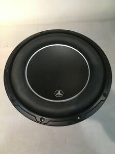 "Adult Operated JL Audio 10W6v3-D4 10""  Car SQ Sub Subwoofer Speaker"