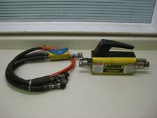 New listing Greenlee Fairmont H6710B Pva-0021 Hydraulic Intensifier Control Valve w/ Hose