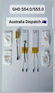 🇦🇺 Ghd wide plate SS4.0/SS5.0 Heater Element kit thermistor fuse spare parts .