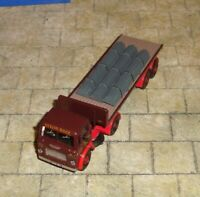 BASE TOYS - LEYLAND BEAVER ARTIC WITH TWIN AXLE - DIXON BOOL CARDIFF  - 1:76