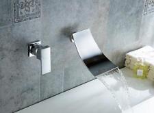 1 Satz Unterputz Wasserhahn Armatur Mischbatterie Wand Waschtischarmatur DE