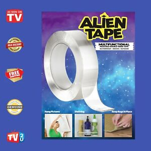 Alien Tape # As Seen on TV # Back in stock # Genuine Product# Don't miss out