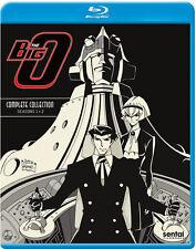 Big O Blu-ray
