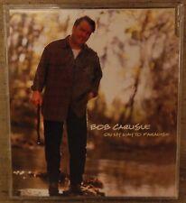 "Bob Carlisle ""On My Way To Paradise"" CD 1996 RADIO PROMO Single BUTTERFLY KISSES"