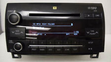 2007 2008 2009 07 Toyota TUNDRA JBL Radio MP3 6 Disc CD Changer BLUETOOTH A51895