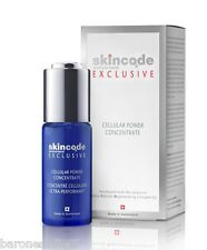 SKINCODE EXCLUSIVE CELLULAR POWER CONCENTRATE 30ml Regenerate the skin + Vit C&E