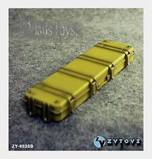ZY Toys 1:6 Tan / Sand  Sniper & Army Weapon Case Accessories for Action Figures