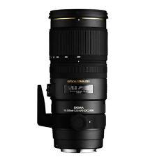 Sigma 70-200mm f/2.8 OS Large Aperture Telephoto Zoom Lens for Nikon DSLR Camera