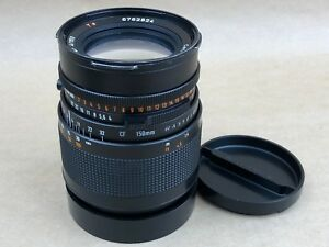 Hasselblad CF 150mm f/4 Carl ZEISS Sonnar T* Lens With caps - Nice Glass