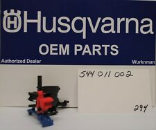 Genuine OEM  Husqvarna Filter Holder 544011002 544 01 10-02 357 359 chainsaw