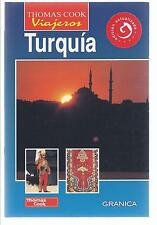 Guía de viajes Turquía. Thomas Cook. Travel Guide Turkey.