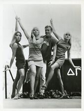 SIGMA CHI FRATERNITY LEGGY BLONDES DO BLONDES HAVE MORE FUN? 1967 ABC TV PHOTO
