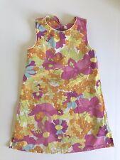 Gymboree SUNSHINE DAYDREAM ☀️ Floral Dress Girls Size 6 Hawaii Summer BTS