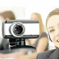 50.0 Mega Pixel HD Camera Webcam USB 2.0 Clip Web Cam With Microphone For PC
