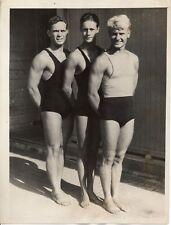 Natation,  Mickey Riley  1932
