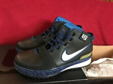 Nike Zoom Lebron VI 6 Graffiti Royal 2008 Men's Size 11 US EUR 45 RARE NIB!