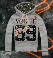 E1SYNDICATE HOODIE NAUGHTY 69 FLORAL UNDERCOVER BLACK BAPE PALACE SCALE 3304