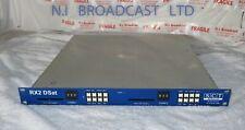 SCT RX2 Dsat 2 channel satellite receiver