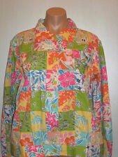 Coldwater Creek Women's Regular 100% Cotton Jean Coats & Jackets